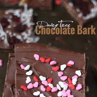 Dairy-Free Chocolate Bark.