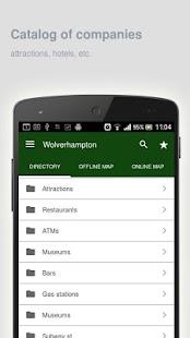 Wolverhampton-Map-offline 9