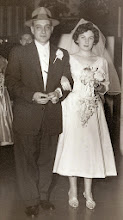 Photo: Leonard Lesnitzer and Mildred Tulman