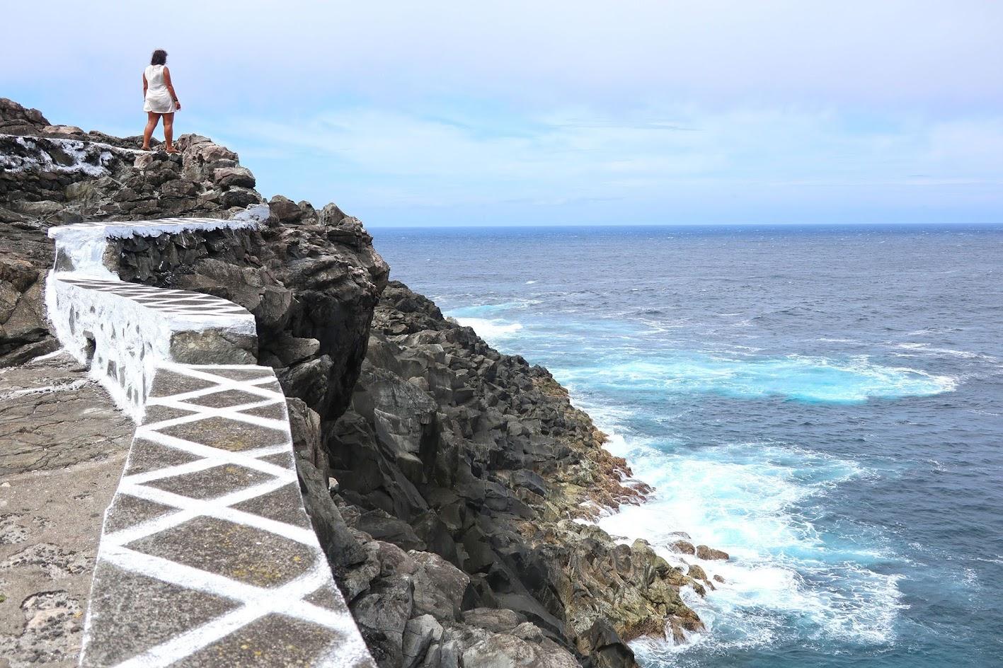 Visitar uma vigia das baleias na ilha Terceira