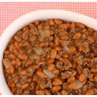"Angela's ""Cowboy"" Beans."