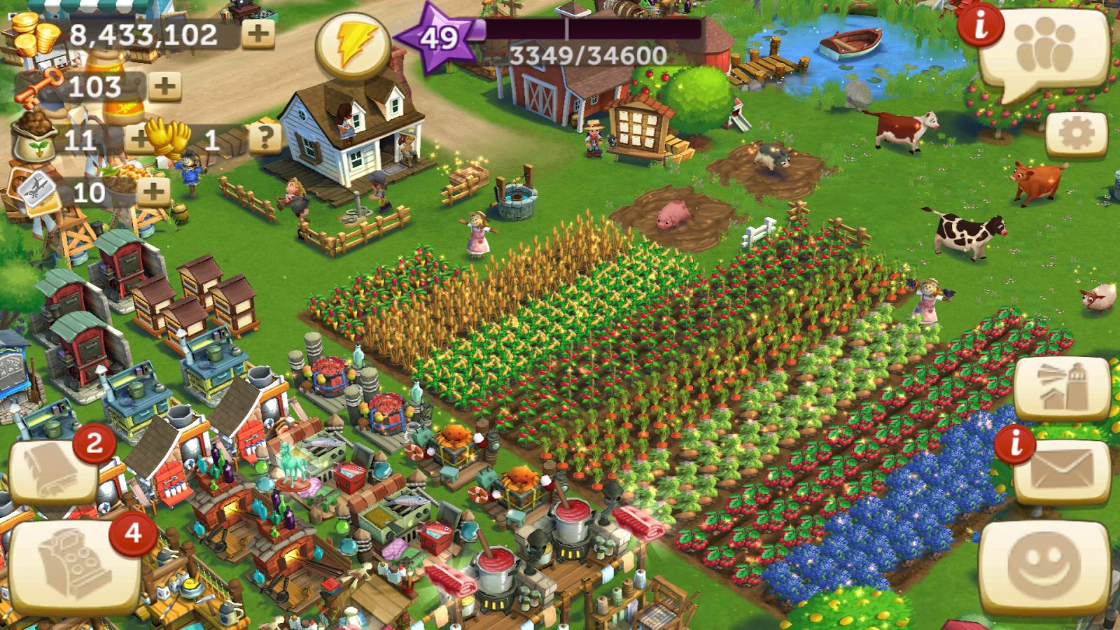 FarmVille 2: Wisata Desa- screenshot