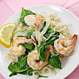 Baby Shrimp Pasta Recipes