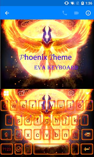 玩免費遊戲APP 下載Phoenix Eva Keyboard -DIY Gifs app不用錢 硬是要APP