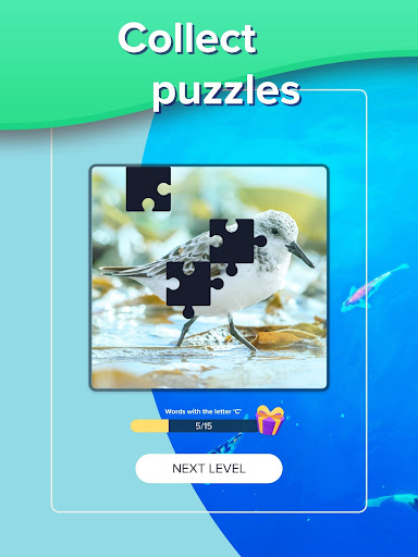 Puzzlescapes: Relaxing Word Puzzle & Spelling Game filehippodl screenshot 9