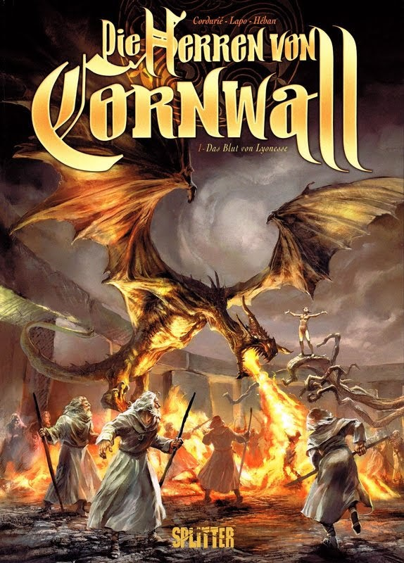 Die Herren von Cornwall (2010) - komplett