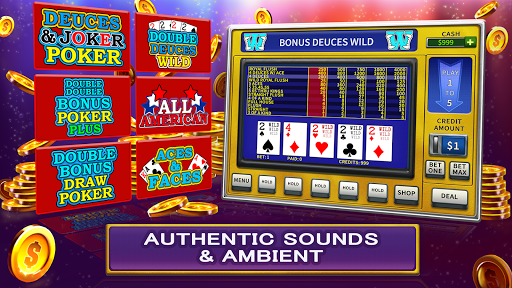 Video Poker High Limit 1.3.1 {cheat|hack|gameplay|apk mod|resources generator} 5