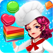 Pastry Cookie Chef