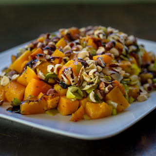 Roasted Butternut Squash with Balsamic Drizzle Recipe
