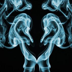 Smoke by Tiberiu Stefan  Simion - Abstract Fire & Fireworks