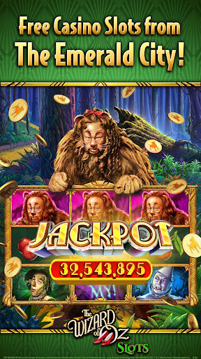 Wizard of Oz Free Slots Casino screenshot 5