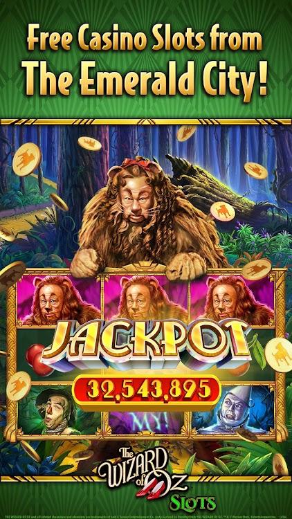 wizard of oz casino slots