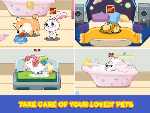 Pet House - Little Friends apkpoly screenshots 3