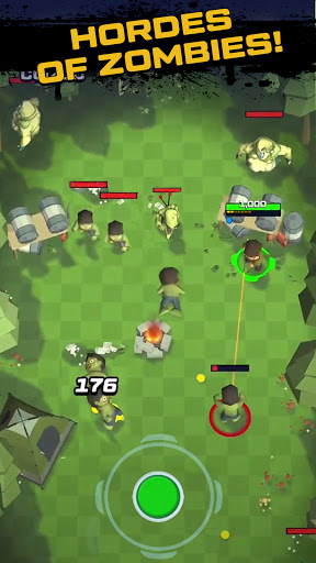 Zombite - Fight Zombies and Become the Hero apkmr screenshots 3