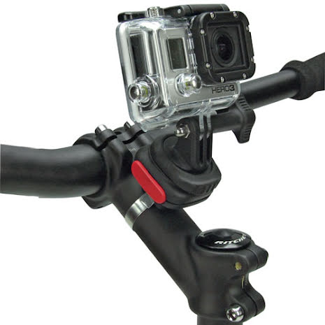 KLICKfix CamOn! sykkelfeste for GoPro kamera