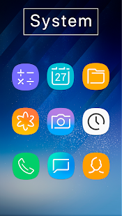 UX S9 - Icon Pack Screenshot