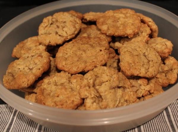 Sweet Toffee Cookies Recipe
