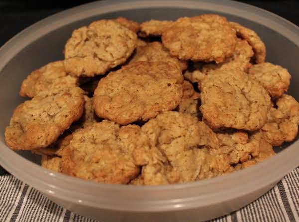 Sweet Toffee Cookies
