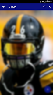Leveon Bell Wallpapers HD NFL - náhled