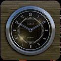 MOSCOW designer analog clock icon