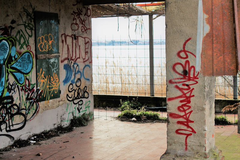 Il degrado dell'abbandono di AlexSandra