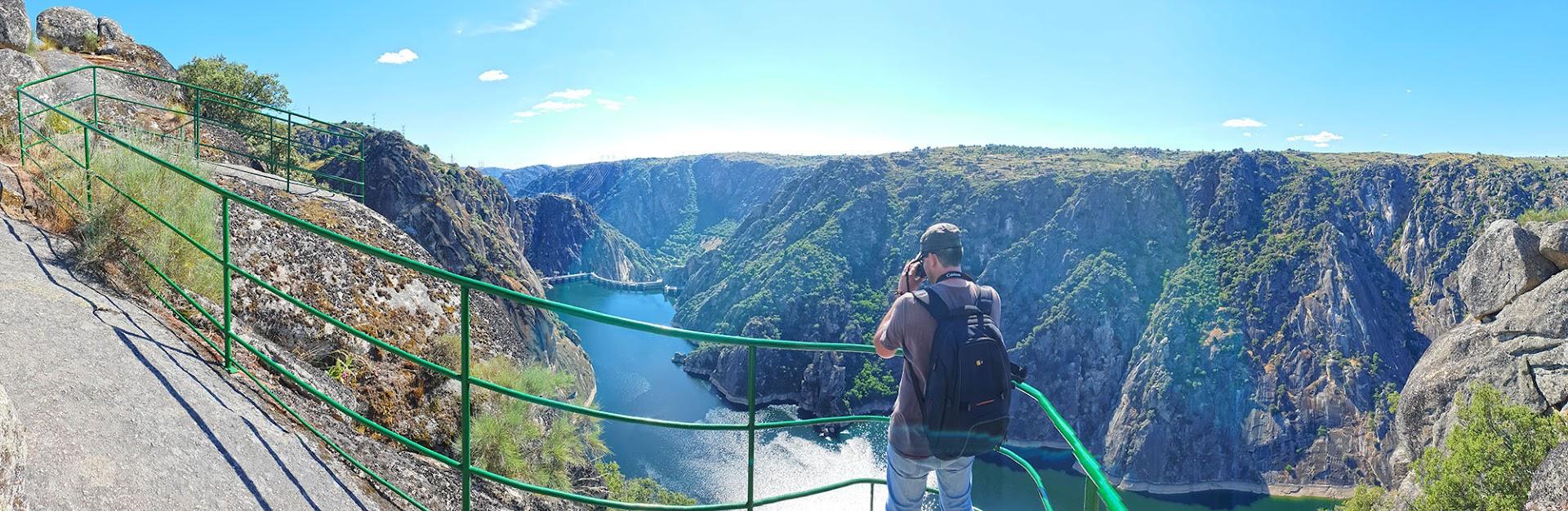 ARRIBAS DEL DUERO - ESPANHA   Roteiro para visitar o rio e o parque