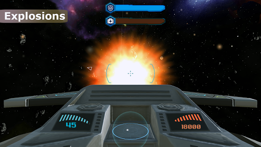 Raptor: The Last Hope - Space Shooter android2mod screenshots 9