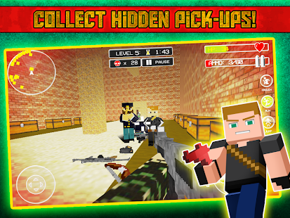 8 Survival Games Block Island App screenshot