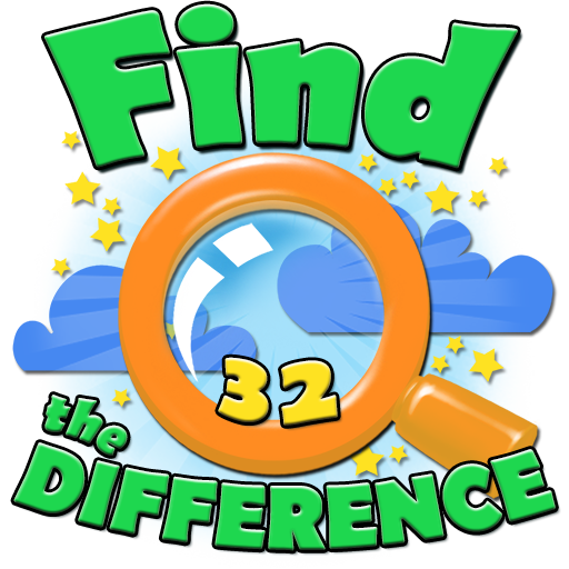 Find The Difference 32 Icon