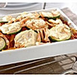 Lasagne Met Pecorinokaas & Knoflooksaus