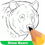 How To Draw Bears APK icon