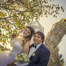 Wedding photographer Arkadiy Gershman (fotoarka). Photo of 18.10.2015