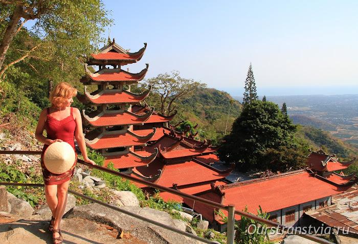 Linh Son Truong Tho Pagoda, Ta Cu Mountain Park