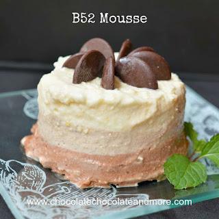 B52 Mousse