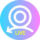 Amor社交视频聊天 - 认识新朋友 icon
