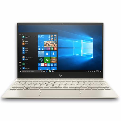 Máy tính xách tay/ Laptop HP Envy 13-ah0026TU (4ME93PA) (Vàng)