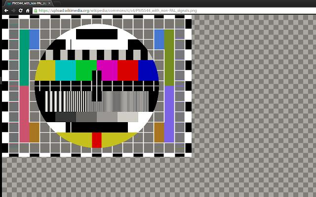 Lets You Choose A Background Color For Plain Images
