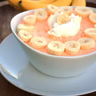 Easy Orange Fluff Dessert.