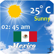 Mexico City weather