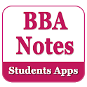 BBA Notes - app for bba students icon