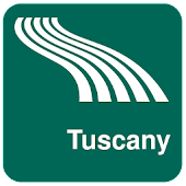 Tuscany Map offline