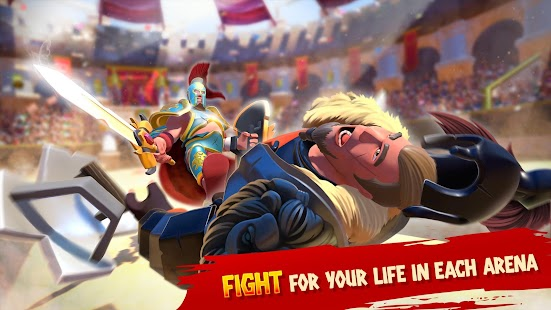 Gladiator Heroes- screenshot thumbnail