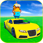 Super Minions Roadster Car Racing: Stunt Rush icon