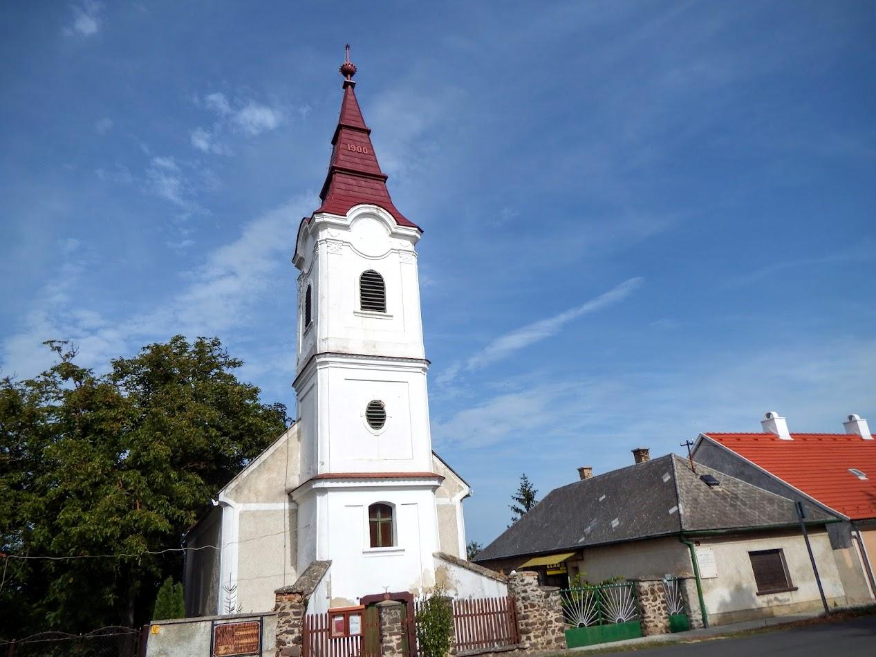 Nagyvázsony - református templom