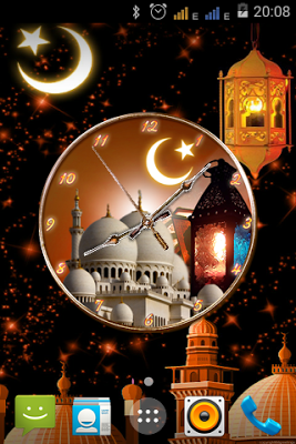 Islamic Clock - screenshot