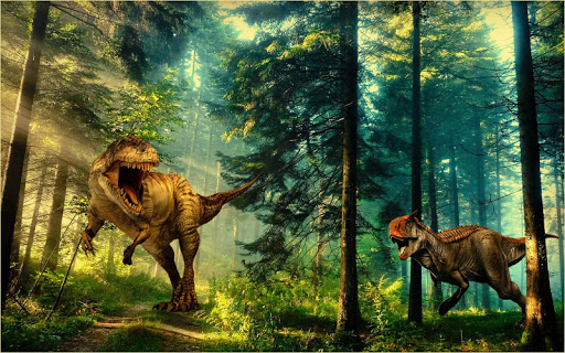 Real Dino Hunter - Jurassic Adventure Game apktreat screenshots 2