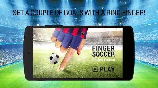 手指足球迷你版