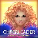 Cheerleader Dress Up Games icon