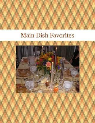 Main Dish Favorites