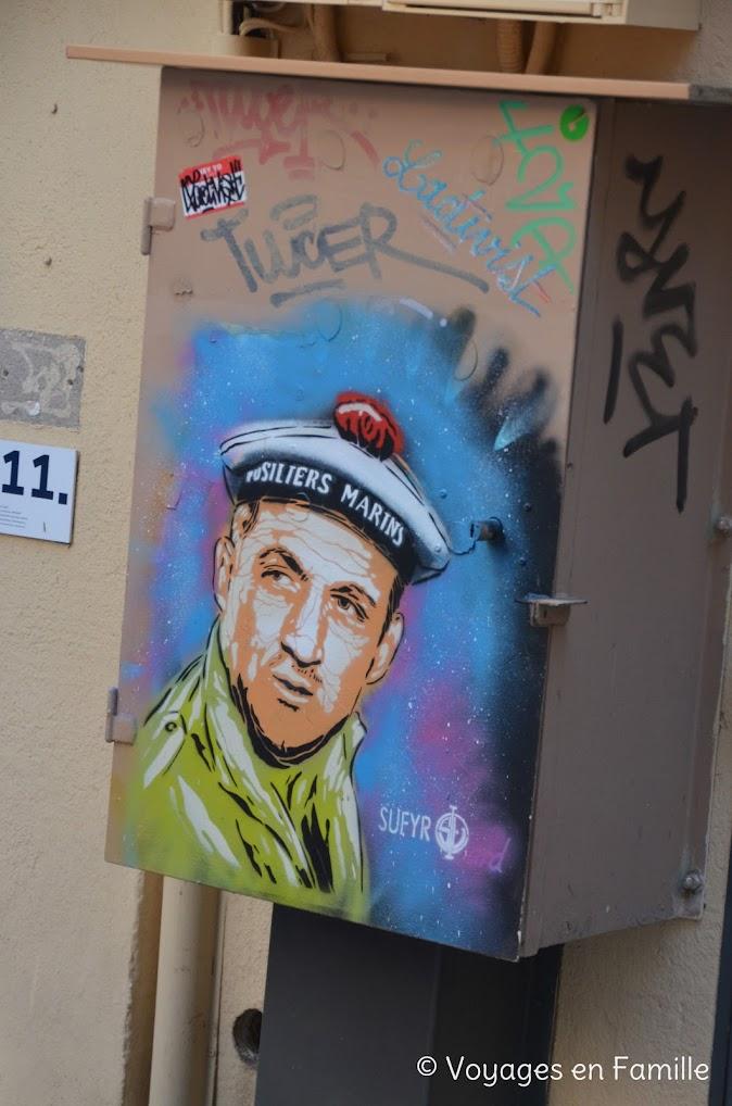 Toulon - street art